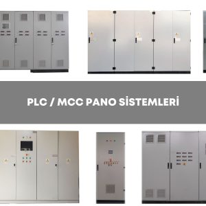 PLC / MCC Pano Sistemleri